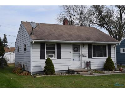 Maumee Single Family Home For Sale: 846 Lamonde Drive