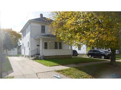 Toledo Single Family Home For Sale: 1431 Colton Street