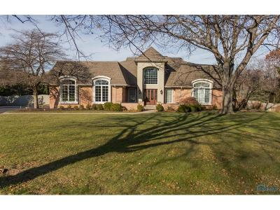 Perrysburg Single Family Home For Sale: 29687 Carnoustie Court