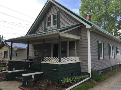 Toledo OH Single Family Home For Sale: $35,000