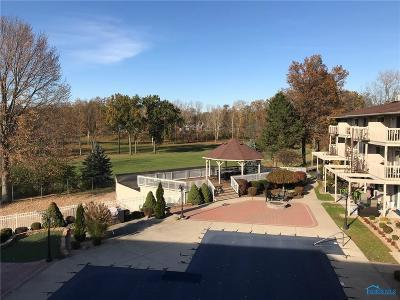 Maumee Condo/Townhouse For Sale: 6640 Salisbury Road #303
