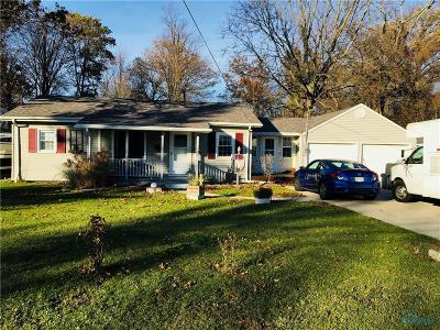 Single Family Home For Sale: 6055 Bryan Road