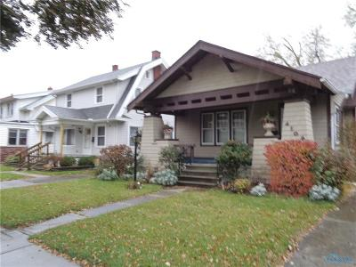 Single Family Home For Sale: 4106 Eastway Street
