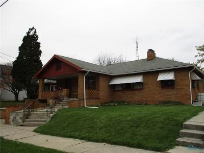 Toledo Single Family Home For Sale: 735 Russell Street
