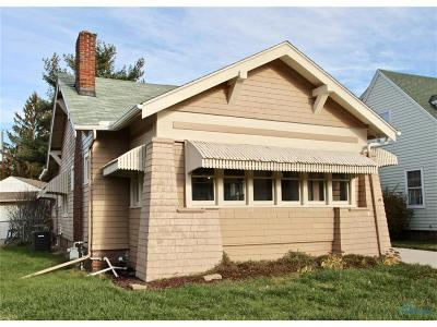 Single Family Home For Sale: 2258 Marengo Street