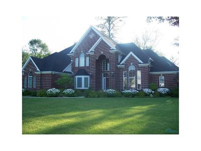 Maumee Single Family Home For Sale: 3339 Swan Ridge Lane