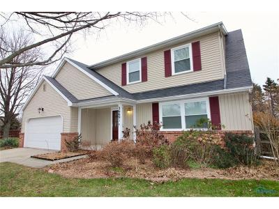 Perrysburg Single Family Home For Sale: 26691 Foxton Court