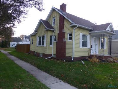 Toledo Single Family Home For Sale: 2301 Portsmouth Avenue
