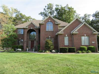 Maumee Single Family Home For Sale: 3505 Boulder Ridge Drive