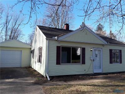 Toledo Single Family Home For Sale: 5541 Yarmouth Avenue