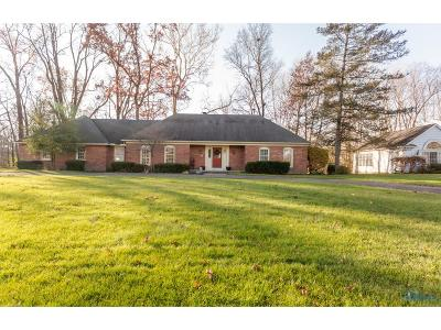 Maumee Single Family Home For Sale: 6623 Mill Ridge Road
