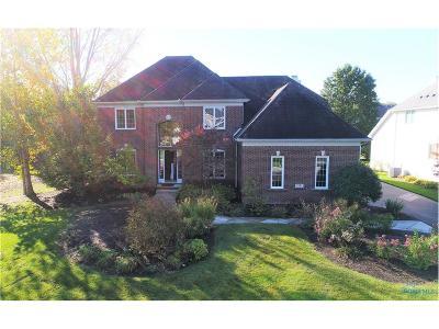 Toledo Single Family Home For Sale: 7027 Altonbrough Drive