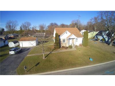 Swanton Single Family Home For Sale: 99 Academy Drive