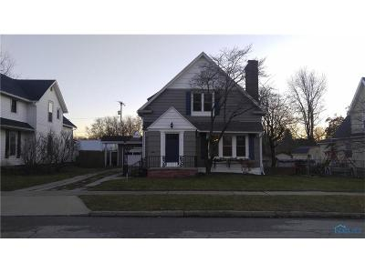Swanton Single Family Home For Sale: 105 Cherry St
