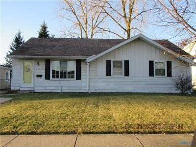 Maumee Single Family Home For Sale: 521 Southfield Drive
