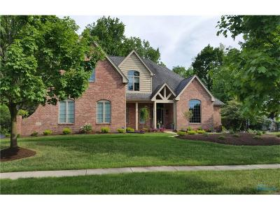 Maumee Single Family Home For Sale: 7105 Deer Hollow Lane