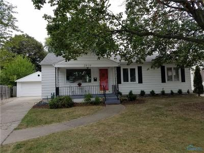 Toledo Single Family Home For Sale: 2919 Rocksberry Avenue