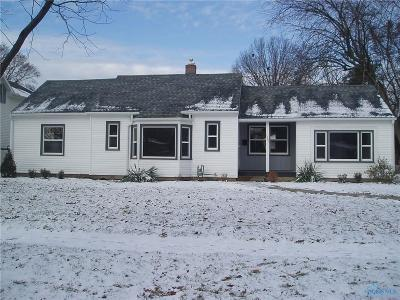 Maumee Single Family Home For Sale: 1207 Fort Street