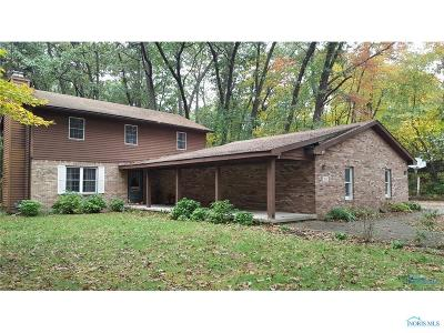 Toledo Single Family Home For Sale: 2101 King Road