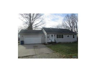 Toledo Single Family Home For Sale: 2705 Eldora Drive