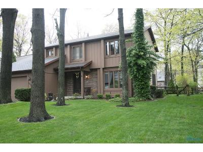 Toledo Single Family Home For Sale: 2358 Cheshire Woods Road