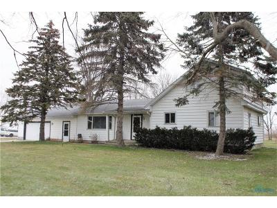 Perrysburg Single Family Home Contingent: 23830 Lime City Road