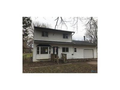 Sylvania Single Family Home For Sale: 5848 Meade Road