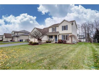 Perrysburg Single Family Home Contingent: 1853 Crossfields Road