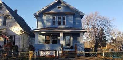 Toledo Single Family Home For Sale: 1723 Hurd Street
