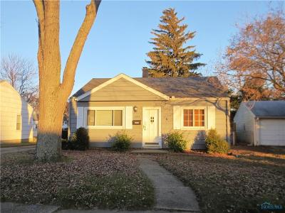Toledo Single Family Home For Sale: 1343 Corry Avenue