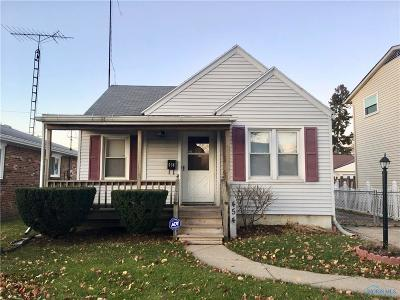 Toledo Single Family Home For Sale: 454 Pasadena Boulevard