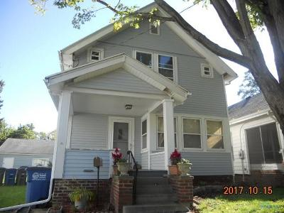 Toledo Single Family Home For Sale: 805 Woodsdale Avenue