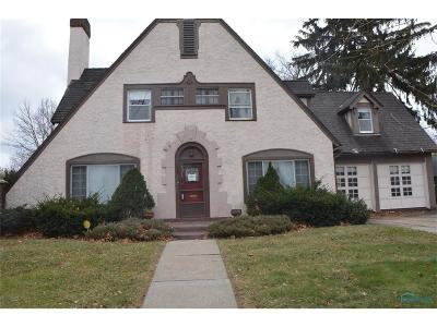 Toledo Single Family Home For Sale: 1929 Foster Avenue