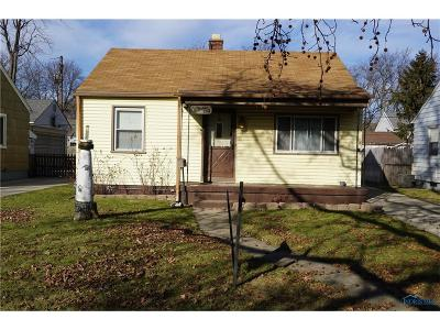 Toledo Single Family Home For Sale: 252 Waggoner Boulevard