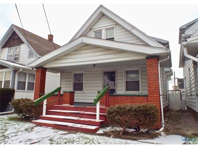 Toledo Single Family Home For Sale: 3370 Franklin Avenue