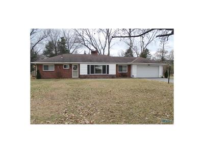 Sylvania Single Family Home For Sale: 6005 Sylvan Green Road