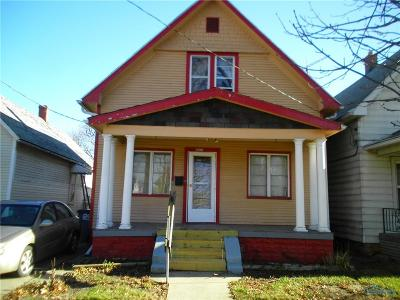 Toledo Single Family Home For Sale: 3150 Elm Street