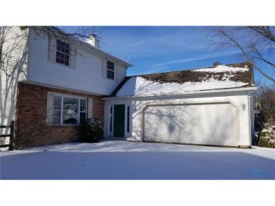 Toledo Single Family Home For Sale: 2358 Plum Leaf Lane