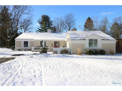 Whitehouse Single Family Home For Sale: 5842 Winslow Road