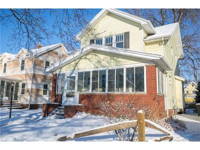 Toledo Single Family Home For Sale: 1040 Alcott Street