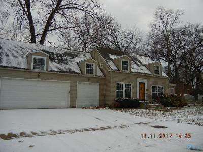 Toledo Single Family Home For Sale: 2647 Thoman Place