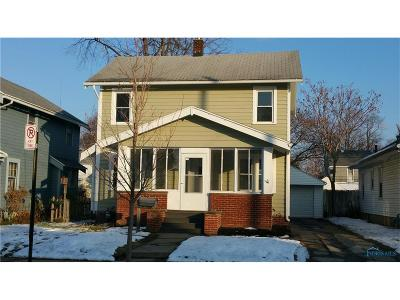 Toledo Single Family Home For Sale: 4302 Commonwealth Avenue