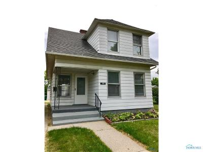 Rossford Single Family Home Contingent: 123 Elm Street