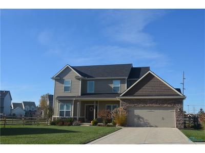 Sylvania Single Family Home Contingent: 5737 Hawksbridge Circle