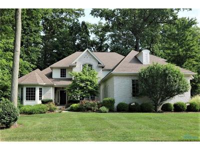 Sylvania Single Family Home For Sale: 4681 Fairway Lane