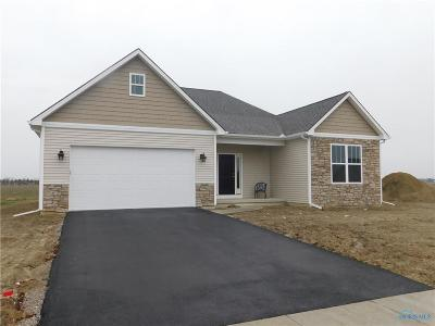 Lucas County Single Family Home For Sale: 5113 Merlot Drive