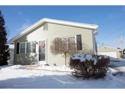 Perrysburg Single Family Home Contingent: 28845 Starlight Road