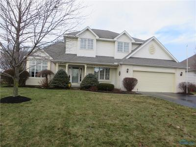 Waterville OH Single Family Home Sold: $279,900