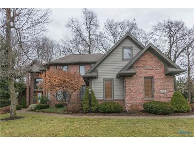 Maumee Single Family Home For Sale: 3337 Charter Oak Drive