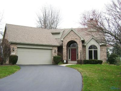Toledo Single Family Home Contingent: 2930 Belle Glade Drive